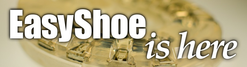 Easyshoe is here banner