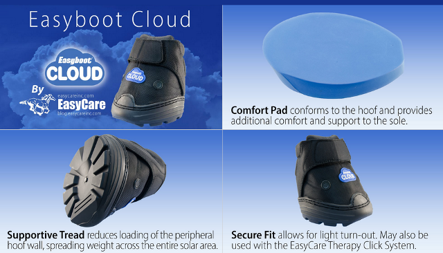Easycare Down Under - Cloud Therapy Boot